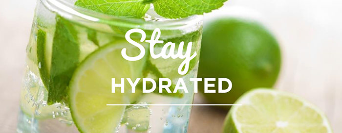 6 Tips on How to Stay Hydrated