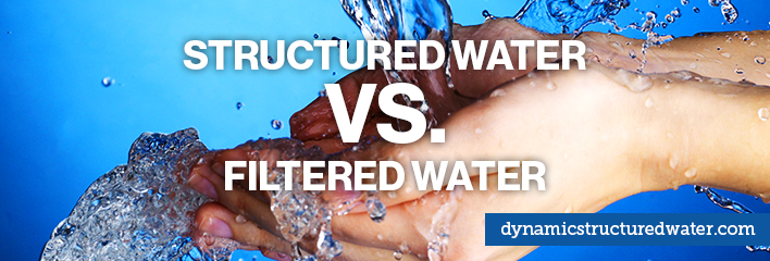 Best Water: Structured Water vs Filtered Water